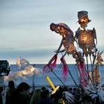 The Lantern Parade at Sound City