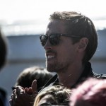 Best view on site - Peter Crouch