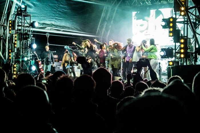 Belle & Sebastian at Sound City 2015