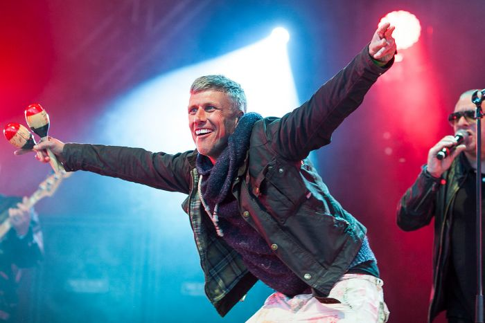 Bez happy mondays