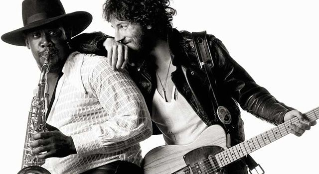 Born To Run: Bruce Springsteen with Clarence Clemons
