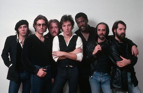 Springsteen & the mid-70s E Street Band