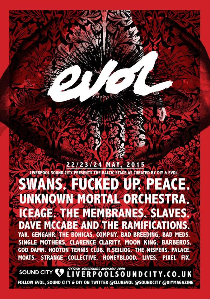 EVOL at Liverpool Sound City