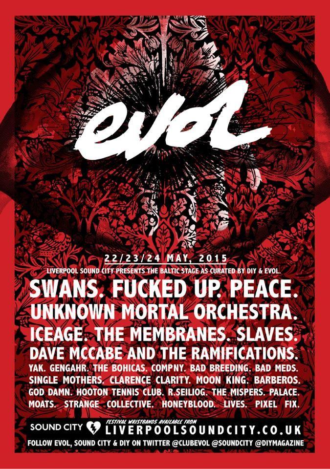 EVOL at Liverpool Sound City