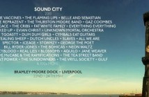 Liverpool Sound City 2015 - looking good ain't it?