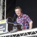 Andy Kershaw at Africa Oye