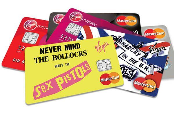 Bollocks from bullshitters: Sex Pistols credit cards
