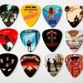 Snazzy guitar picks