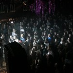 The crowd at Young Fathers at the Kazimier