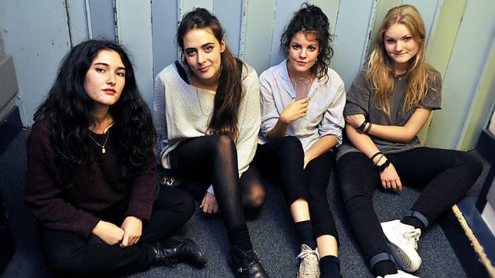 Getintothis Album Club #1 featuring Sea Pinks, Pop. 1280 and Hinds