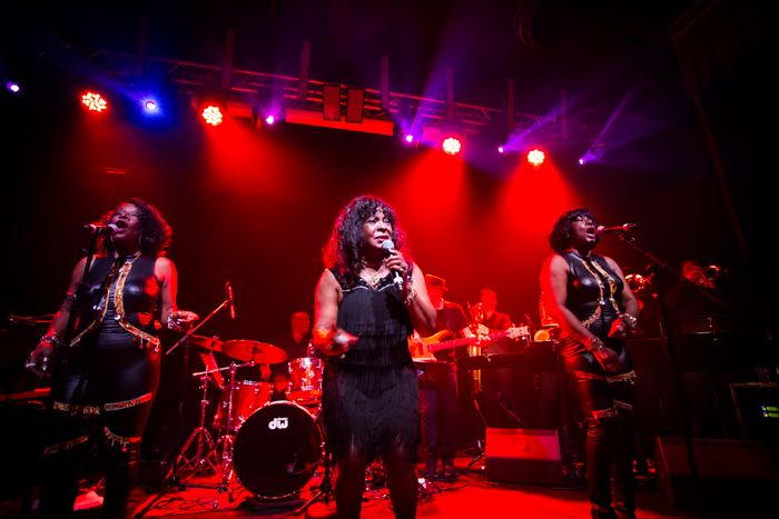Martha Reeves & The Vandellas at East Village Arts Club