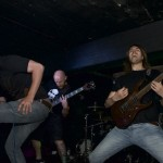 Oceanis at Eric's Metal Night