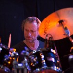 Bill Ruyle on drums