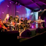 Immix Ensemble with Bill Ryder-Jones in the newly-set up Arts Academy