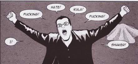I hate Kula Shaker Phonogram