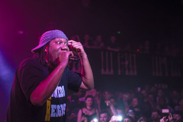 KRS ONE at the Kazimier
