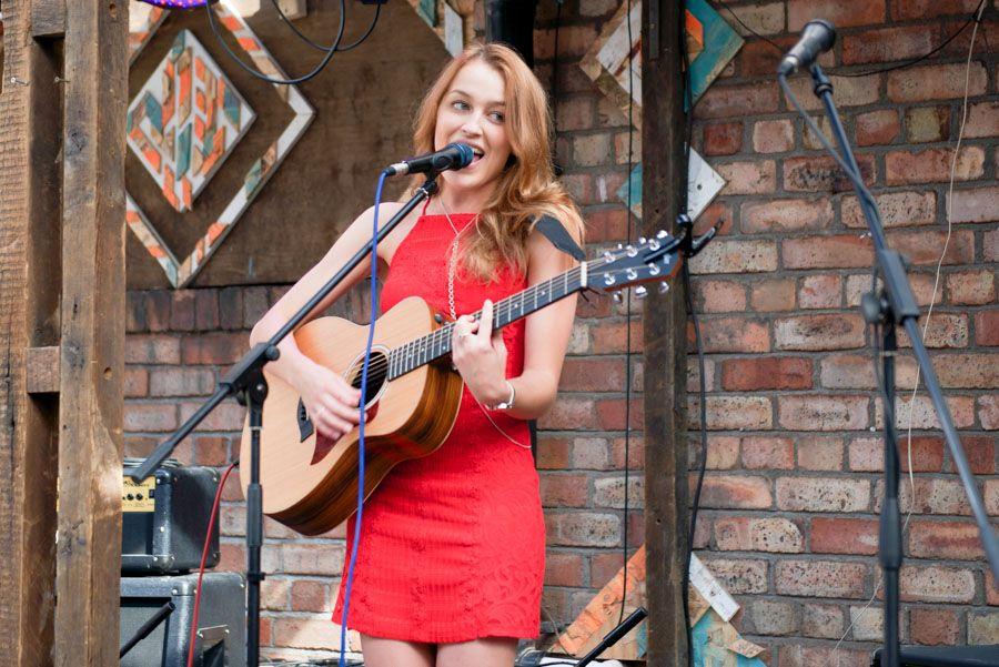 Katy Alex on The Kazimier Garden Stage