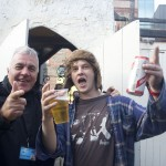 Bill Ryder-Jones loves a pint