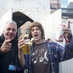 Bill Ryder-Jones loves a pint
