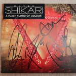 Enter Shikari signed CD