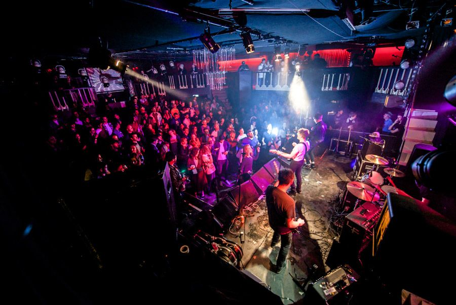 Sugarmen play to a packed out Kazimier for FestEvol Part Two
