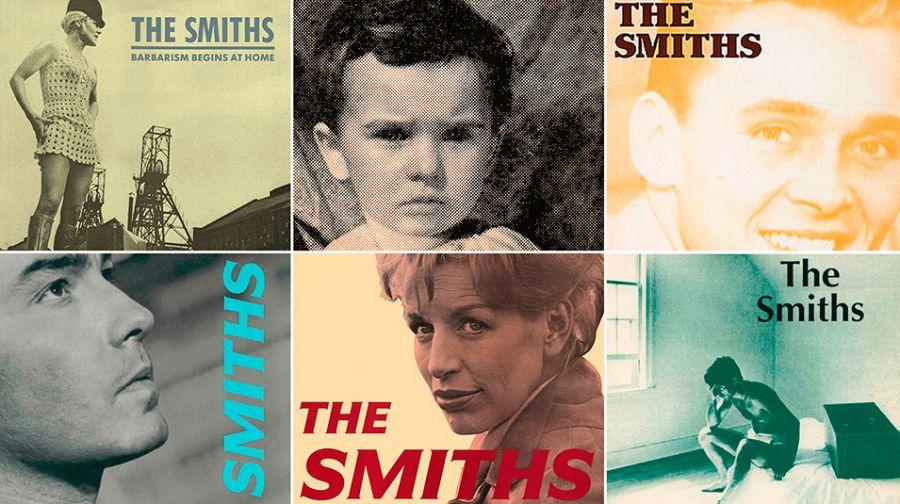 The Smiths album art