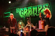 cramps onstage