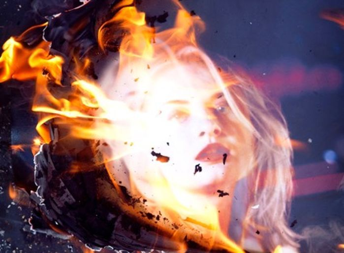 Låpsley - back with new track Burn