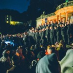 Brythoniaid Welsh Male Choir at Festival No. 6