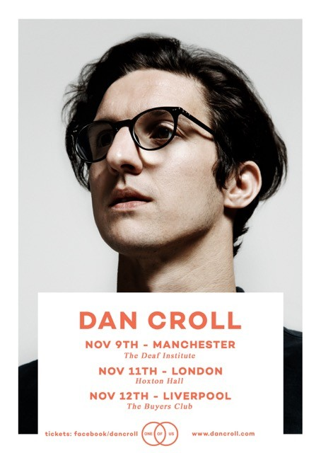 Dan Croll will play at the new Buyers Club