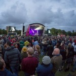 Echo and the Funnymen play LIMF in Sefton Park