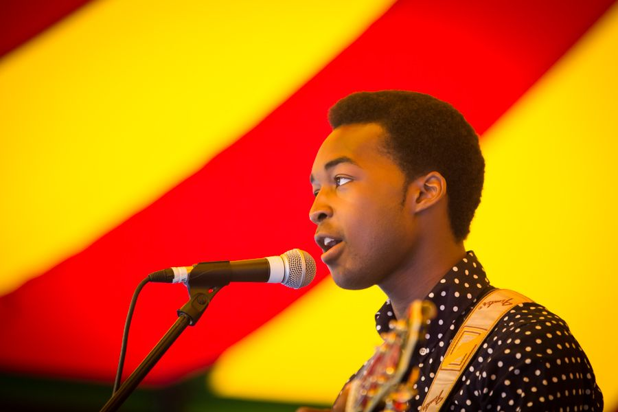 Jalen N'Gonda and The Comet Is Coming among acts named in ...