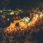Festival No. 6 procession
