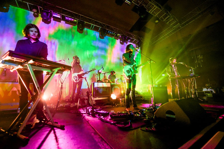 Tame Impala at the Liverpool Olympia