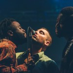Young Fathers at Festival No. 6