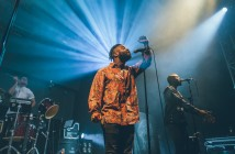 Young Fathers at Festival No 6
