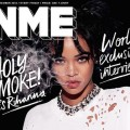 NME's first free cover star, Rihanna