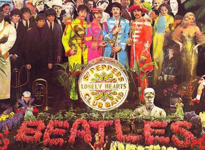 The Beatles' Sgt. Pepper