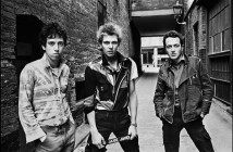 The Clash (Copyright: Chalkie Davies)