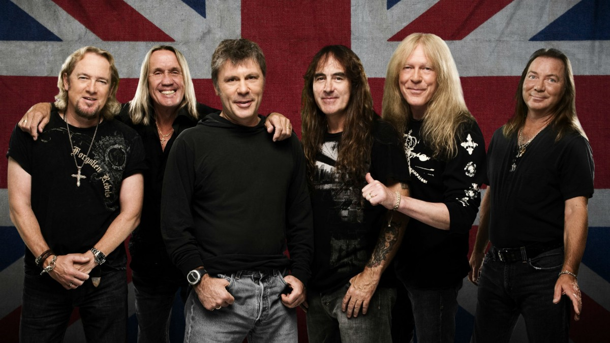 Iron Maiden - Still the kings of Donnington Park