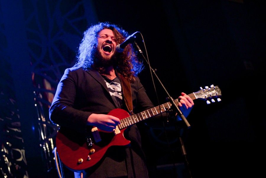 John Joseph Brill at Liverpool Music Week