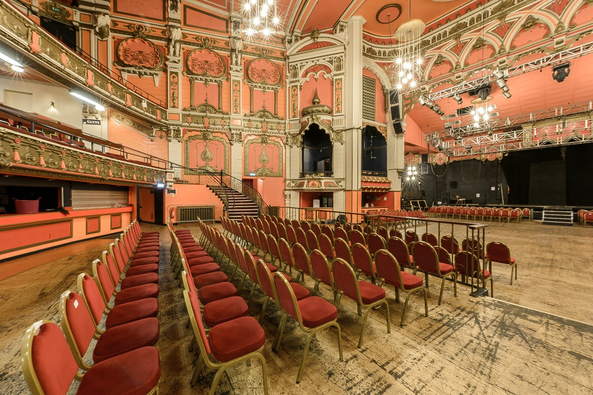 olympia liverpool