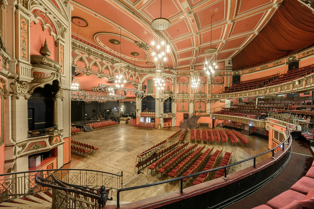 Liverpool Olympia A Look Around Merseyside 39 S Hidden Gem