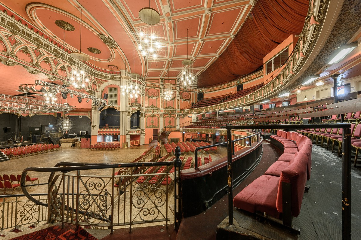 Liverpool olympia a look around merseyside 39 s hidden gem for The olympia