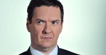 Massive prick, George Osborne