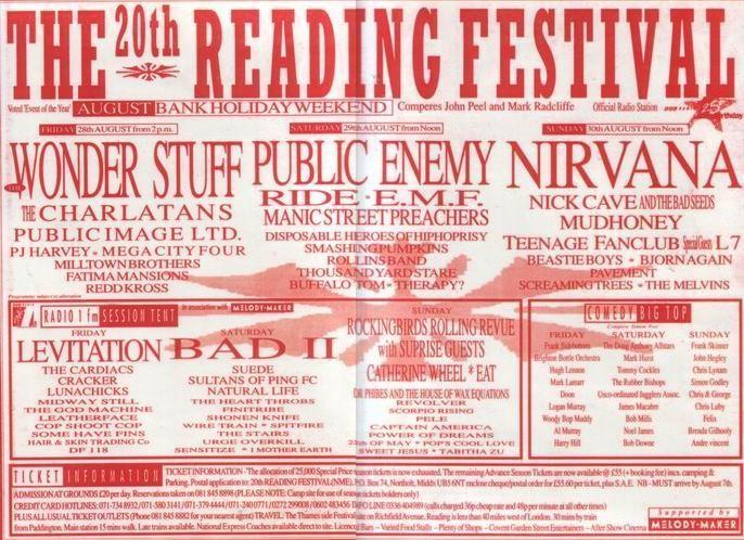 Reading+Festival+1992