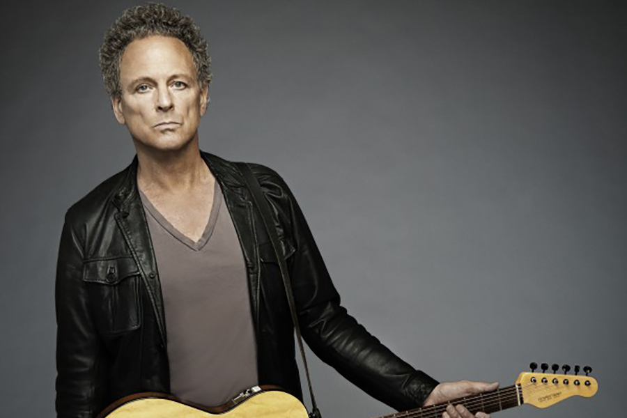 Lindsey Buckingham still going strong at 66