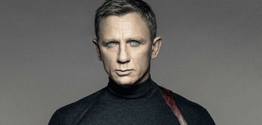 James Bond - massive arse