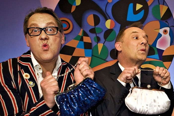 Vic Reeves And Bob Mortimer Plan Big Night Out At The Echo Arena Getintothis