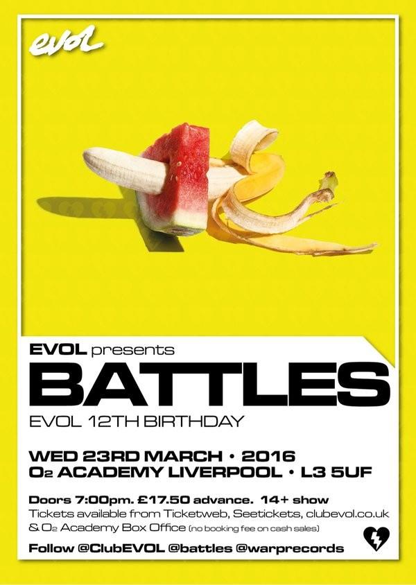 Battles Evol